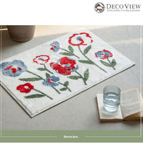 DECO VIEW Flower Patterns Collaboration HOME