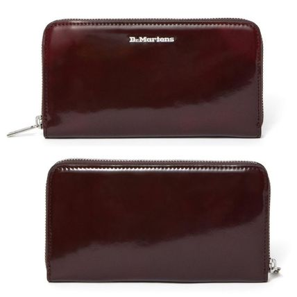 Plain Long Wallets