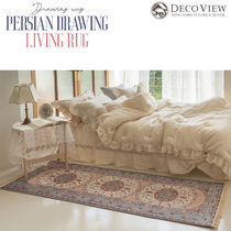 DECO VIEW Collaboration Ethnic Carpets & Rugs