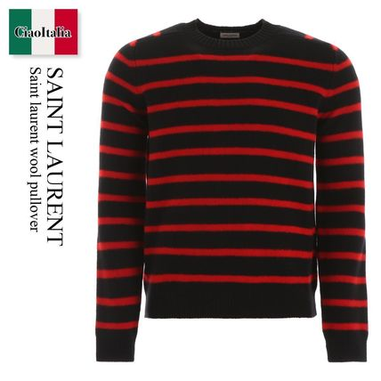 Saint Laurent Knits & Sweaters Knits & Sweaters 6
