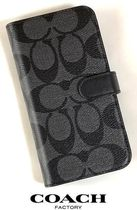 Coach SIGNATURE Monogram Smart Phone Cases