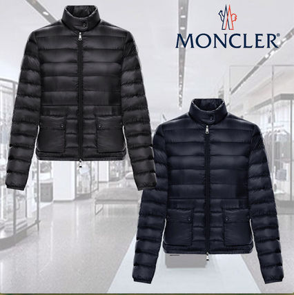 MONCLER LANS 2019 20AW Short Plain Down Jackets by