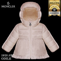 MONCLER ODILE Baby Girl Outerwear