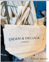 DEAN&DELUCA Casual Style A4 Totes