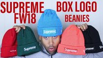 Supreme Unisex Street Style Collaboration Knit Hats