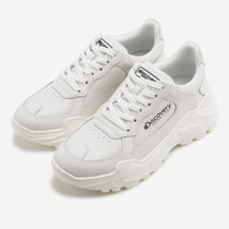 Discovery EXPEDITION Unisex Street Style Plain Sneakers