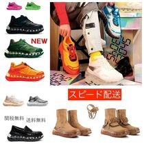 SHOES 53045 Unisex Street Style Sneakers