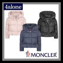 MONCLER CAYOLLE Petit Street Style Kids Girl Outerwear