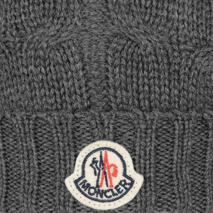 MONCLER Kids Girl Accessories Street Style Kids Girl Accessories 4