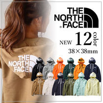 THE NORTH FACE Unisex Long Sleeves Plain Outdoor Hoodies