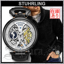 STUHRLING ORIGINAL Blended Fabrics Mechanical Watch Analog Watches
