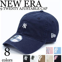 New Era Blended Fabrics Street Style Caps