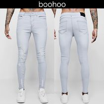 boohoo Denim Street Style Plain Jeans & Denim
