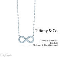 Tiffany & Co TIFFANY INFINITY Platinum Elegant Style Fine