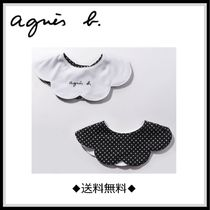 Agnes b Unisex Baby Girl Bibs & Burp Cloths
