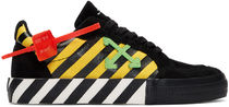 Off-White Unisex Street Style Sneakers