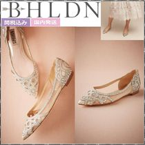 BHLDN With Jewels Shoes