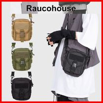 Raucohouse Street Style Shoulder Bags