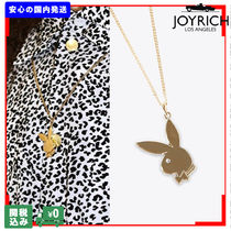 JOYRICH Unisex Street Style Chain Plain Necklaces & Chokers