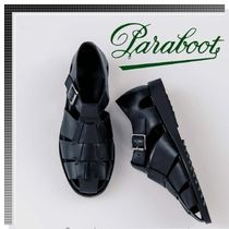 Paraboot Leather Sandals