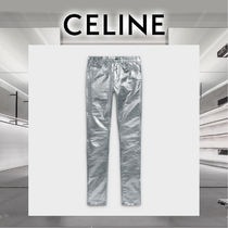 CELINE Denim Plain Jeans & Denim