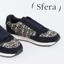 Sfera Casual Style Plain Low-Top Sneakers