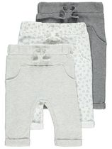 George Unisex Baby Girl Bottoms