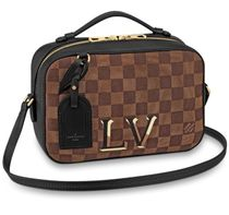 Louis Vuitton DAMIER Unisex Shoulder Bags