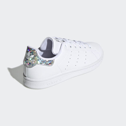 new product 8f8df c3a72 adidas STAN SMITH 2019 SS Unisex Petit Street Style Kids Girl Sneakers  (AQ6272)