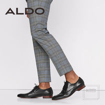 ALDO Plain Leather Oversized Oxfords