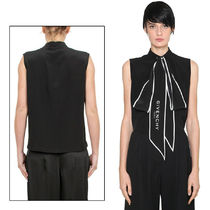 GIVENCHY Silk Sleeveless Medium Tanks & Camisoles