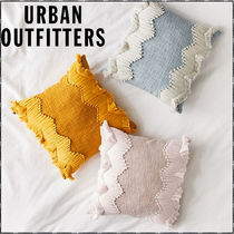 Urban Outfitters Fringes Decorative Pillows