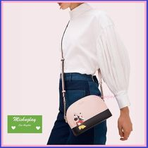 kate spade new york Collaboration PVC Clothing Shoulder Bags