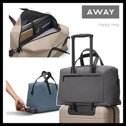 Unisex 1-3 Days Soft Type Carry-on Luggage & Travel Bags
