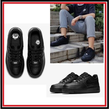 Shop Nike Air Force 1 2019 Ss Unisex Street Style Kids Girl