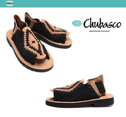 Casual Style Unisex Street Style Sandals