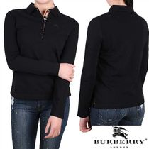Burberry Casual Style Long Sleeves Other Animal Patterns Cotton