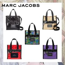 MARC JACOBS Casual Style Nylon 2WAY Shoulder Bags