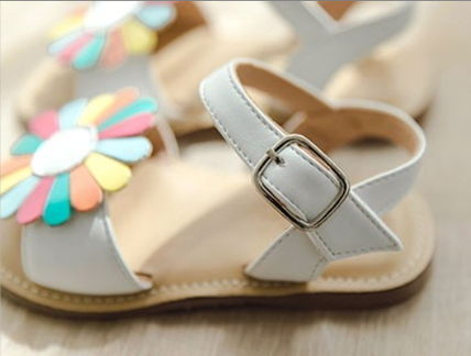 Collaboration Kids Girl Sandals