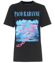 paco rabanne Cotton Short Sleeves T-Shirts
