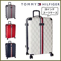 Tommy Hilfiger Unisex Street Style Over 7 Days Hard Type TSA Lock