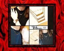 Ron Herman Unisex Chain 18K Gold Necklaces & Chokers