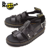 Dr Martens TERRY Unisex Plain Leather Sport Sandals Sports Sandals