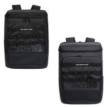 THE NORTH FACE WHITE LABEL Casual Style Unisex Street Style A4 Plain Backpacks
