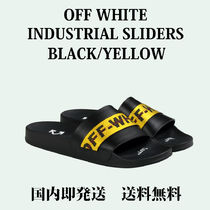 Off-White Monogram Unisex Shower Shoes Sneakers
