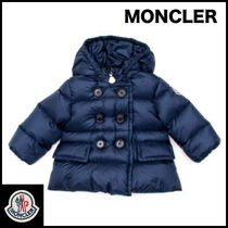 MONCLER Street Style Baby Girl Tops