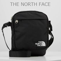 THE NORTH FACE Unisex Nylon Plain Messenger & Shoulder Bags