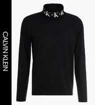 Calvin Klein Street Style Long Sleeves Long Sleeve T-Shirts