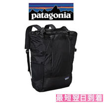 Patagonia Casual Style Unisex Nylon Street Style Bag in Bag 2WAY Plain