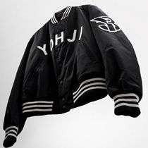 Y-3 Short Nylon Collaboration Varsity Jackets